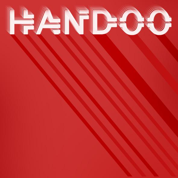 handoo font