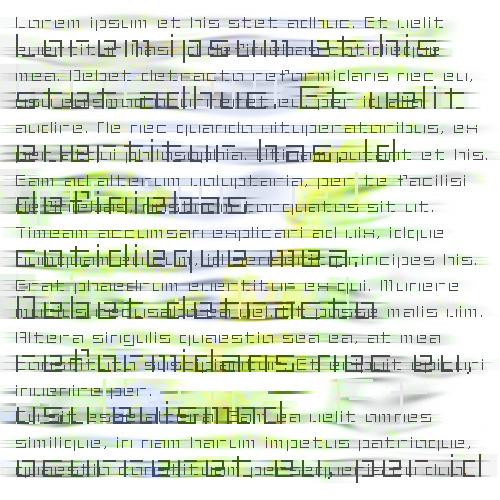 teks bitmap font