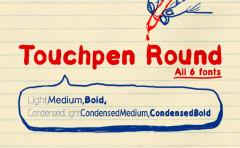 Touchpen Round